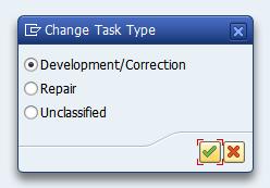 rsadmin task type