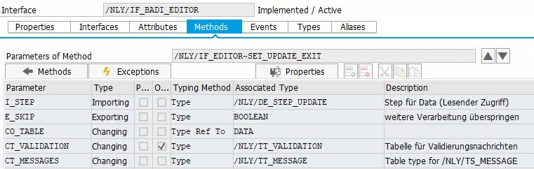 I_STEP Parameter