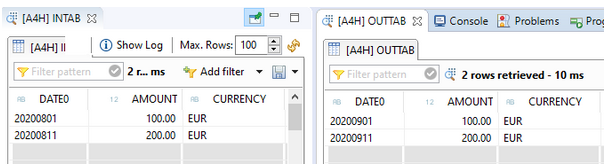 SQL Scipt Function add_months