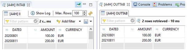 SQL Script Function add_months -  add 12 months