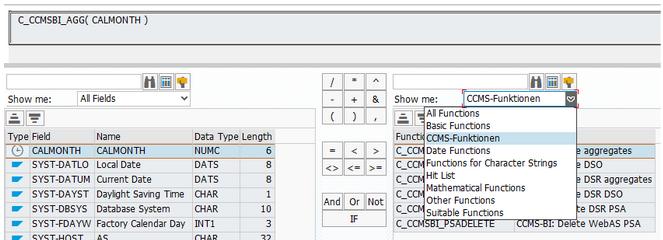 Custom Formula function