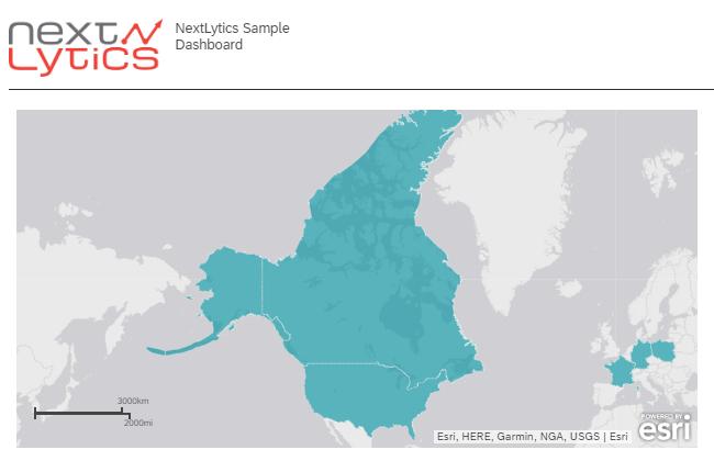 SAC Geo Map