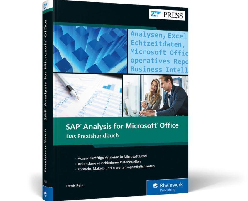 SAP Analysis for Office Buch von Denis Reis