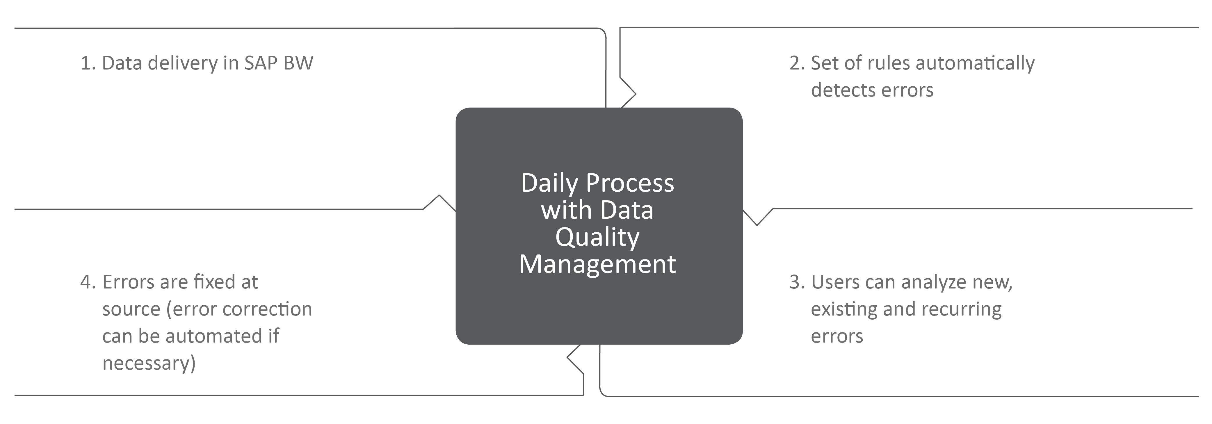 DQM daily process