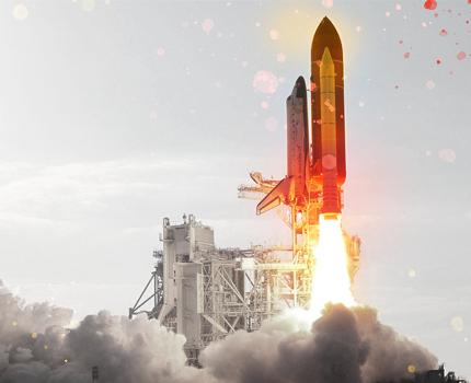 SAP HANA rocket
