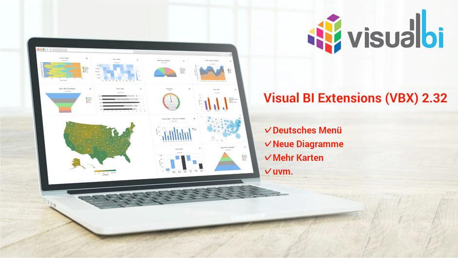 Visual BI Extension Version 2.3