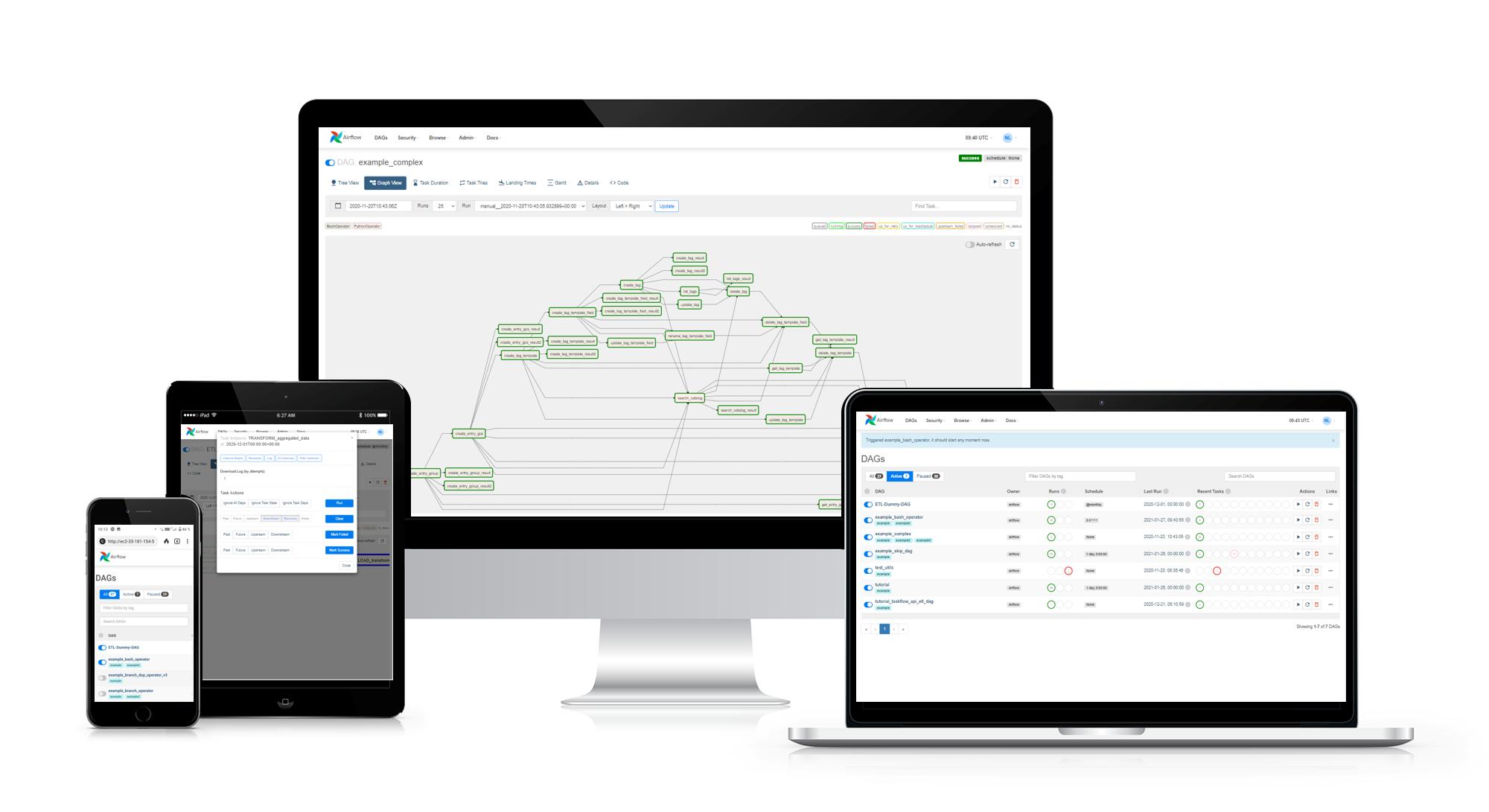 Workflow automatisieren mit Apache Airflow